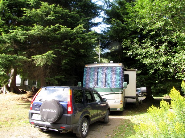 Eagles Nest Rv Long Beach Wa